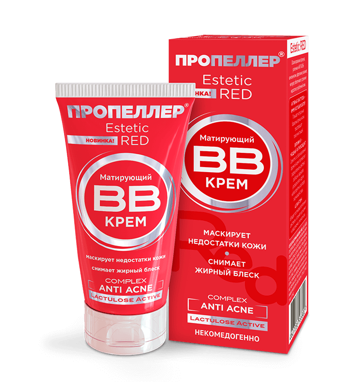 Matting BB cream Complex ANTI ACNE